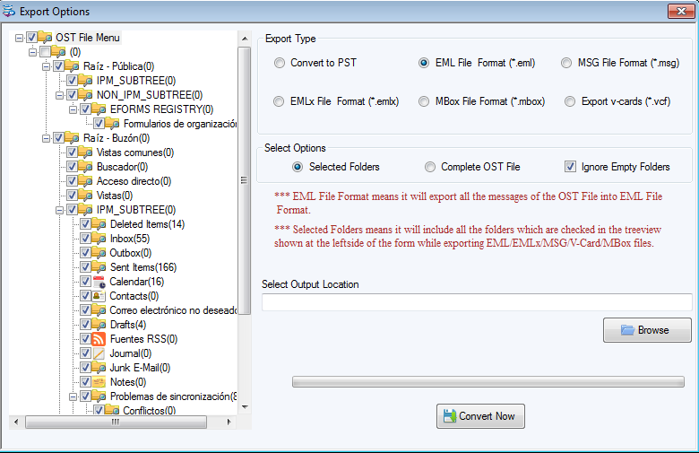 Softaken OST to PST Converter