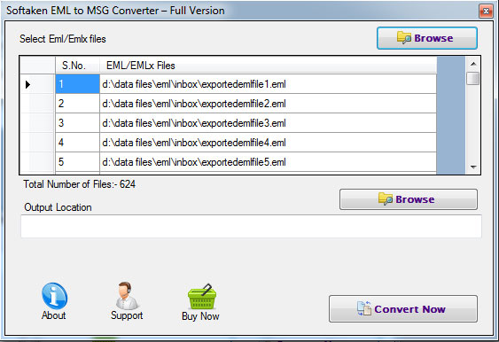 EML to MSG Converter: Convert Electronic Mail (EML) Files