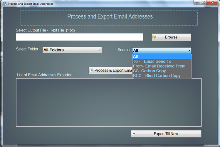 Outlook Attachment Extractor to Extract Outlook Attachments